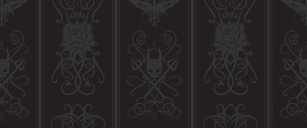 Gothic Wallpaper For Home  Maleficient  Beware The Moon