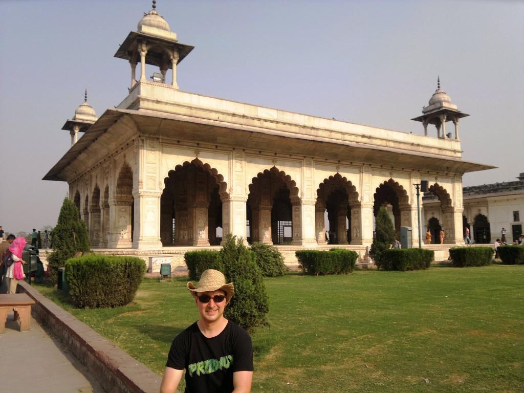 Red Fort Diwan-i-Khas