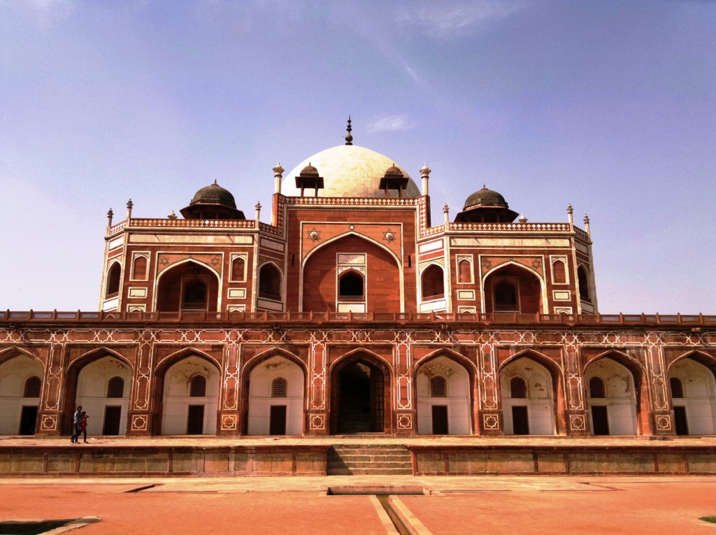 The Red Fort And Humayun S Tomb Old Delhi