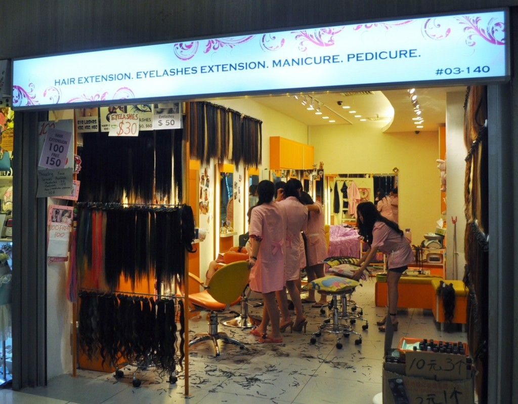 Vain Hair extensions Singapore