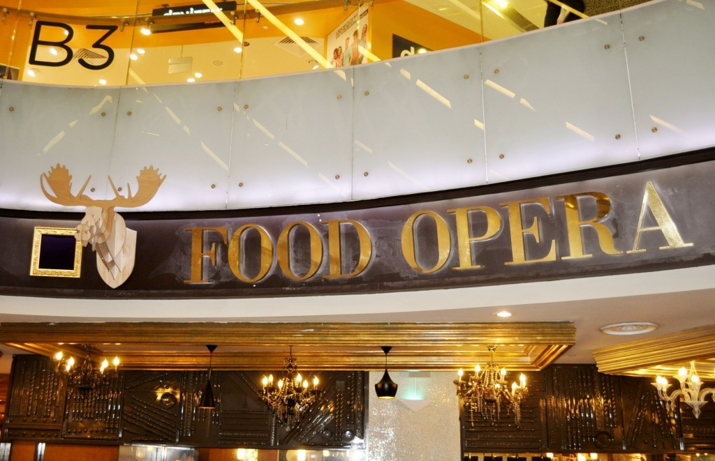 Food Opera in ION Orchard Singapore