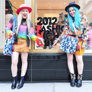 Beckerman sisters fashion blog