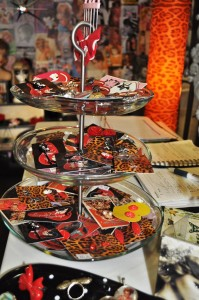Leopard Lounge jewellery