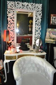 Leopard Lounge hair salon