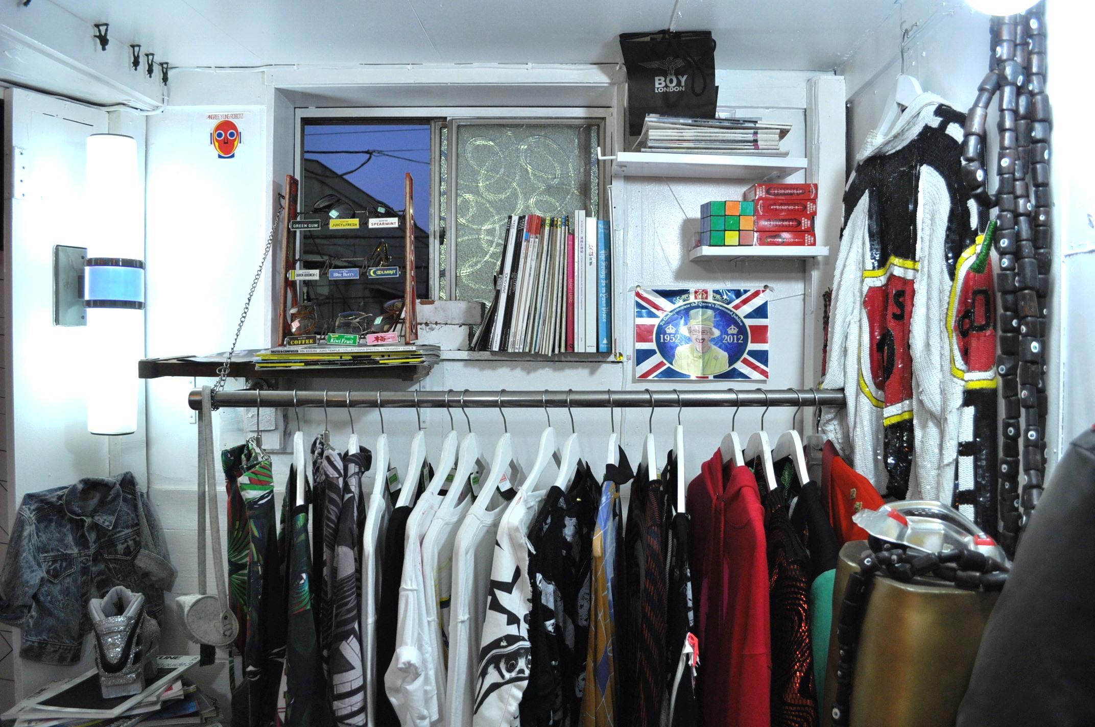ilil fashion Koenji Kitakore