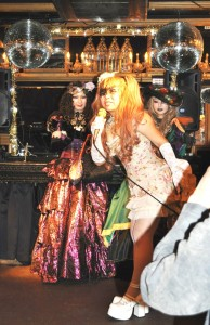 Abilletage Halloween 2012 costume contest