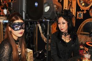 Kana at Abilletage Halloween 2012
