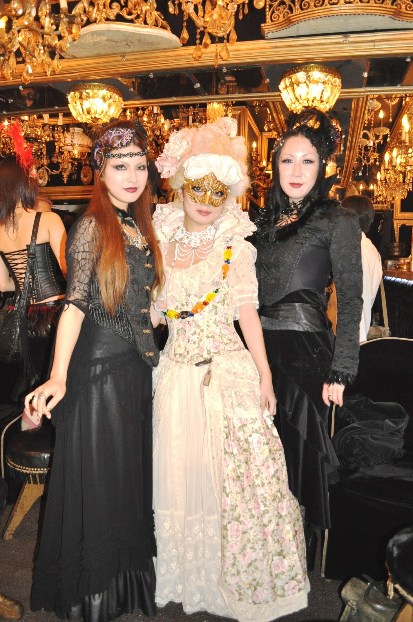 Abilletage Halloween 2012