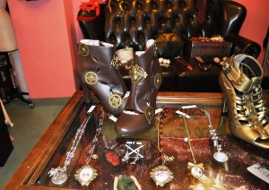 Nude n Rude steampunk gear