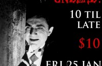 Cobweb Club Undead Jan 25