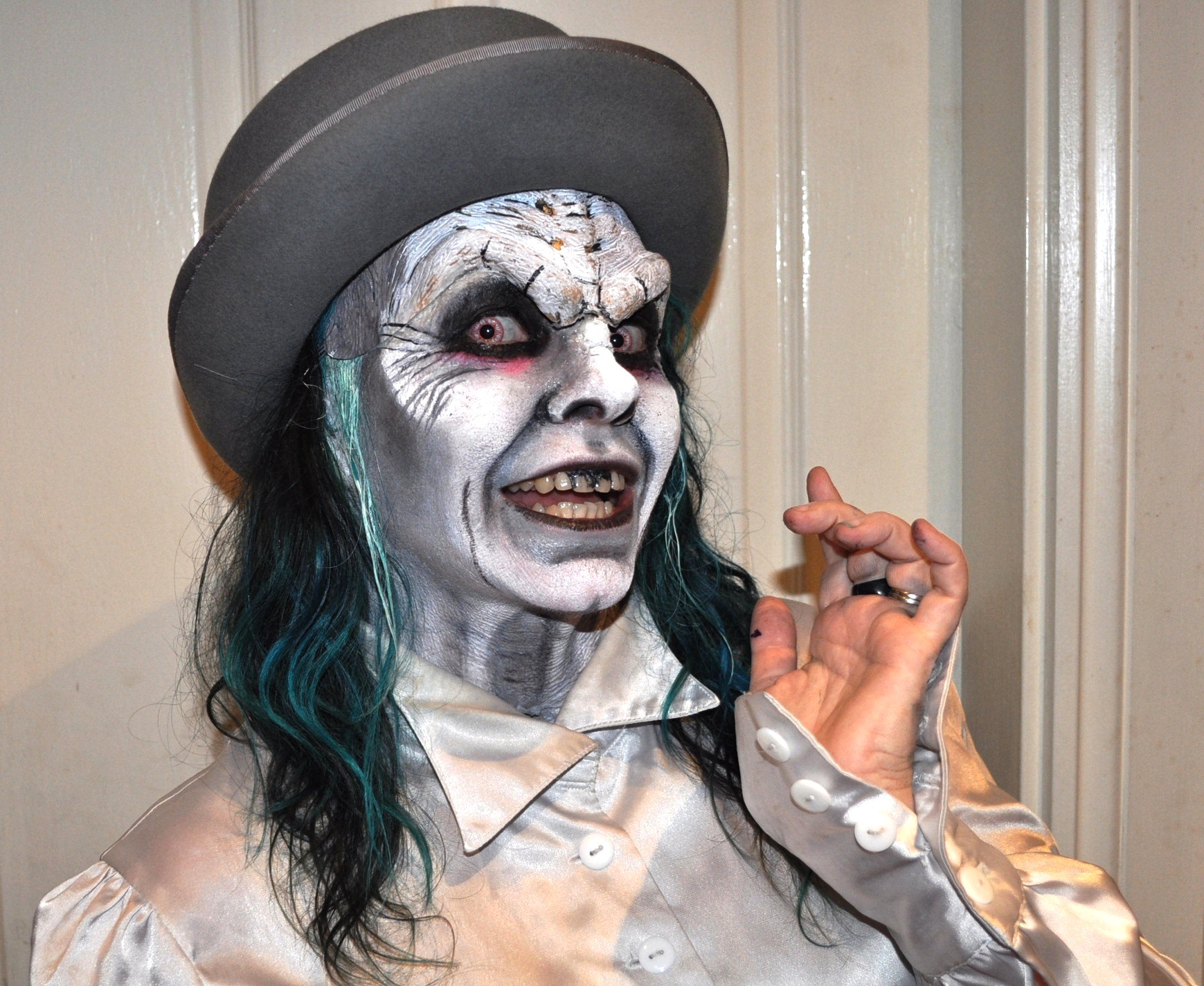Maquillage Pour Halloween Homme