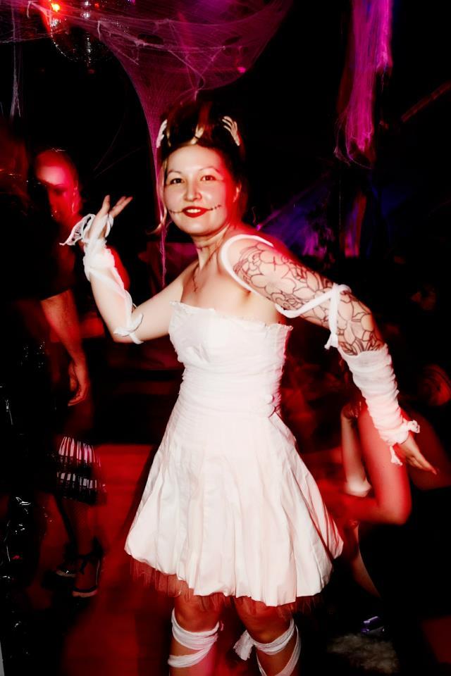 Cobweb Club Mummy Girl