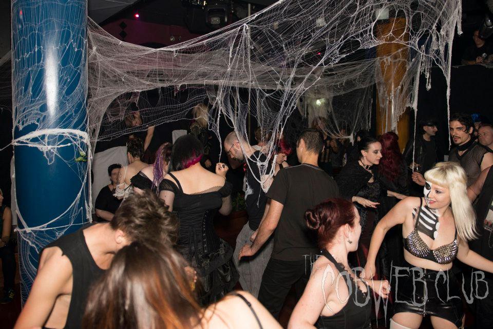 Cobweb Dancefloor 2