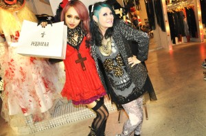 me with Amihamu from Fernopaa, Shinjuku