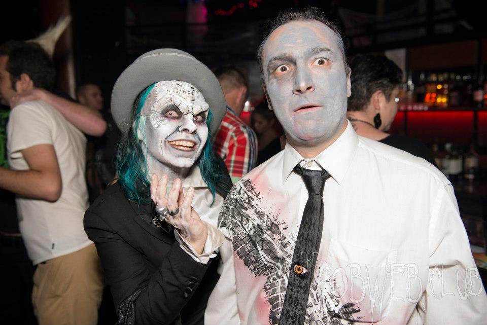 Leanne & Dom, Cobweb Club Undead
